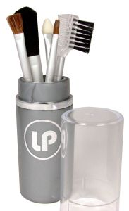 <b>Laura Paige 5 Piece Cosmetics Brush Set</b>